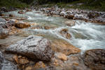 Gentle wild water by Flo-85
