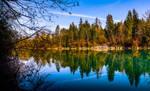 Autumn on the riverside