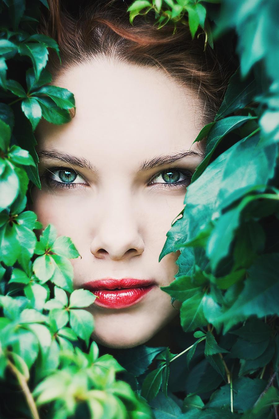 natural girl by literkaxp