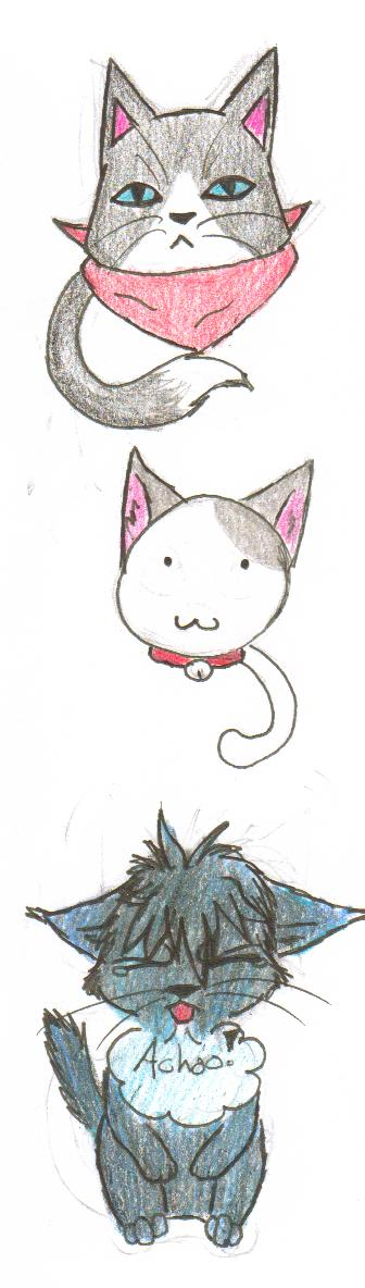 Bookmark 1 nyan koi by nekotigerfire on deviantart for Nyan koi 04 vostfr
