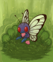 Butterfree by kei05