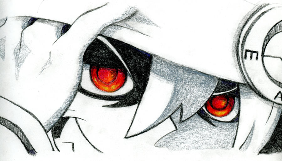 Soul Eater~ Dem Eyes (Original) by Dragonfangz