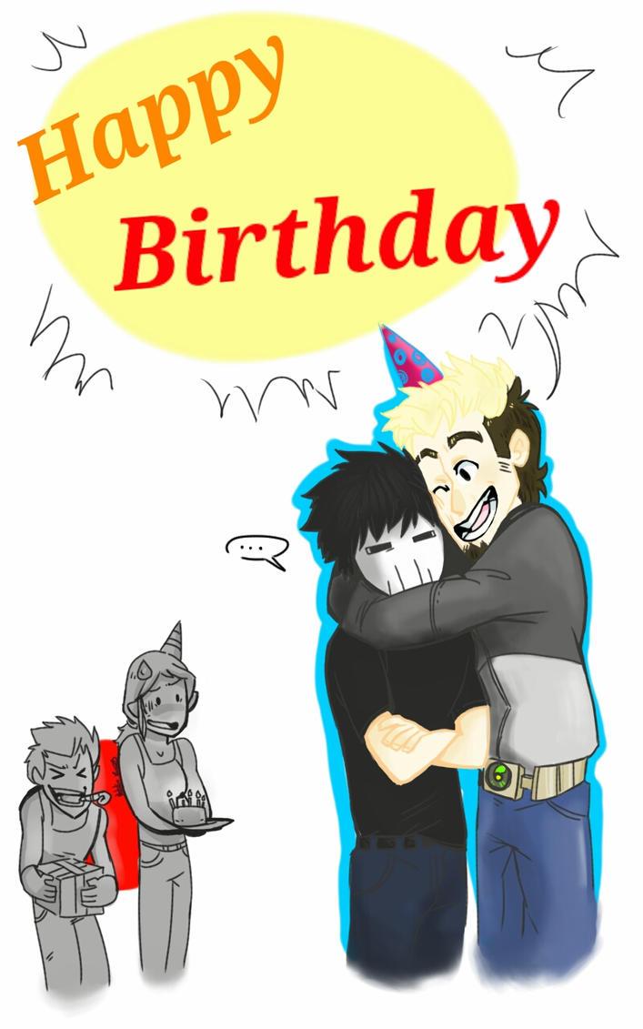 Happy Birthday Betaraygun by VoraceAiles on deviantART |Creative Commons Birthday