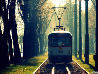 Tram by Andstein00