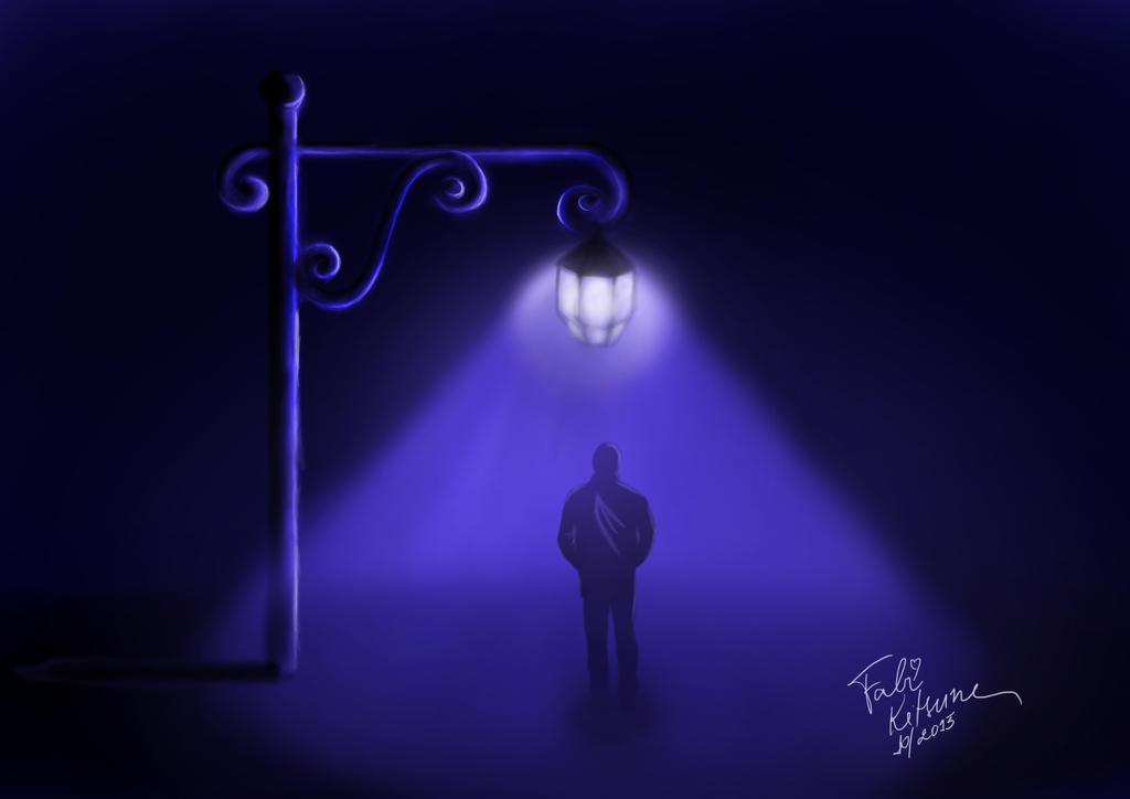 Sound of Silence by FabiKitsune