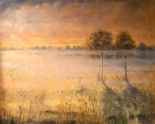 Golden Hour by lauraverde