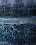 Blue hour - detail