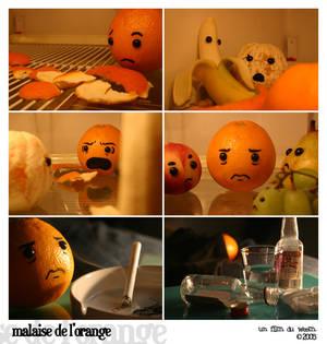 Malaise de L'Orange
