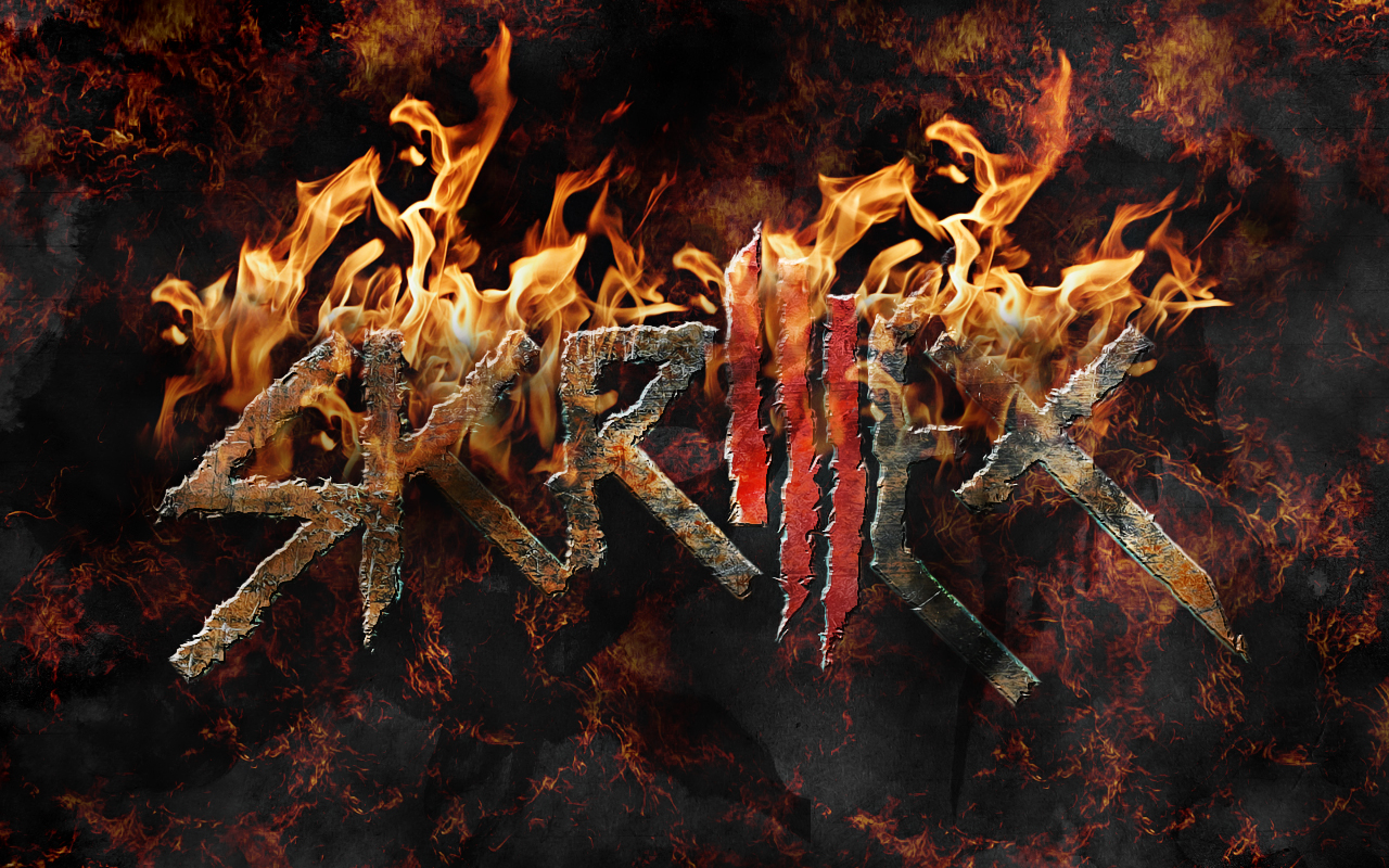 Skrillex Wallpaper by ToHeavenOrHell