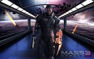 Mass Effect 3 Wallpaper by ToHeavenOrHell
