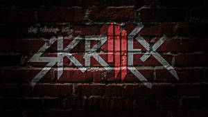 Skrillex Logo Wallpaper