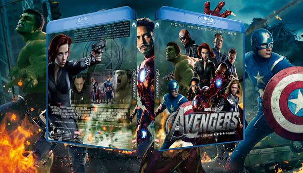 Avengers Blu-ray