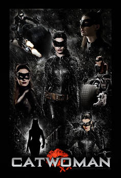Catwoman Poster - The Dark Knight Rises