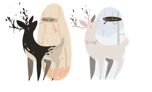 Deer adopts - closed -