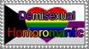 Demiseuxal Homoromantic by Galialay