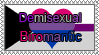 Demisexual Biromantic by Galialay