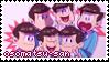 [fandom stamp] osomatsu-san by amekin