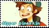 [stamp request] dipper pineskin