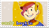 [stamp request] vault boykin by amekin