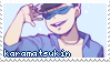 [stamp request] karamatsukin by amekin