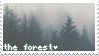forest aes stamp by amekin