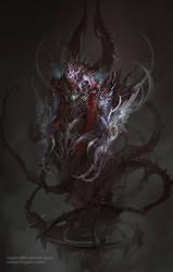 Nightmare demon