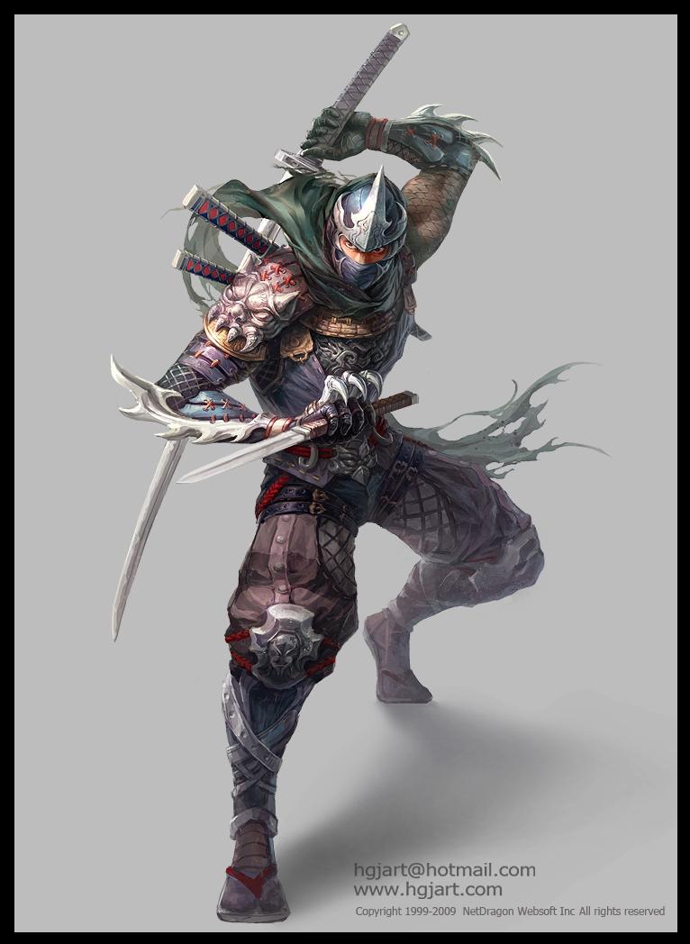 Ninja-2 by hgjart