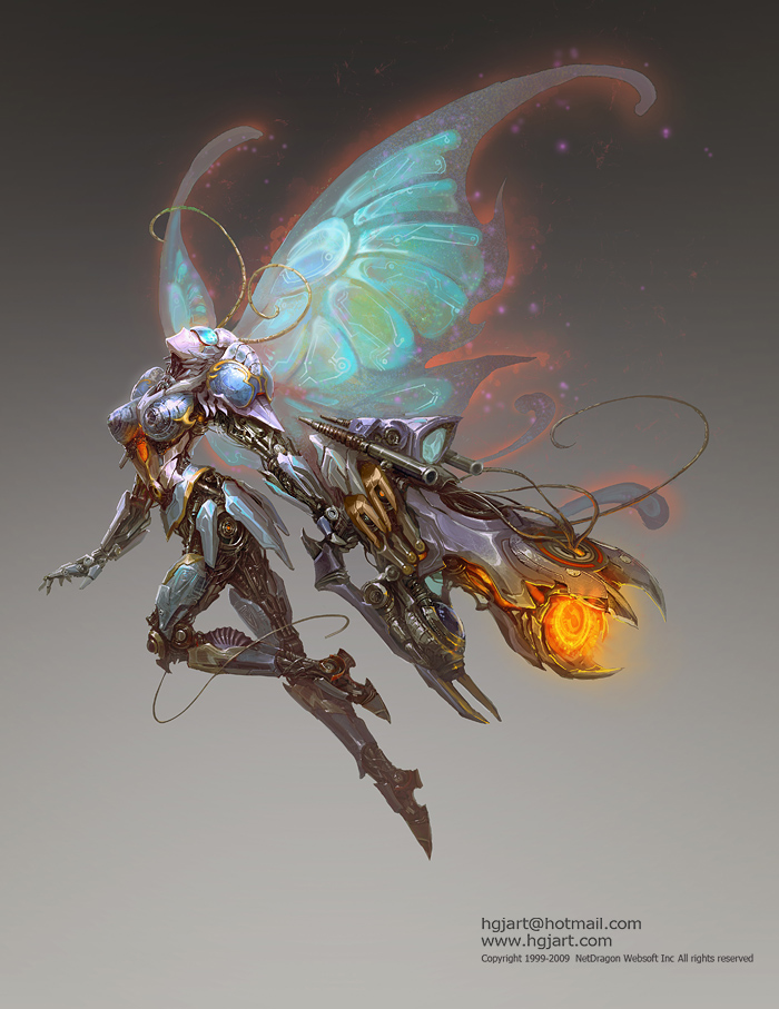 Robots-4 by hgjart