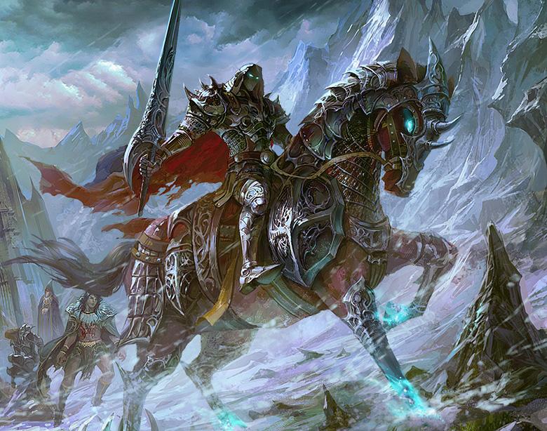 Chaos Legion by hgjart