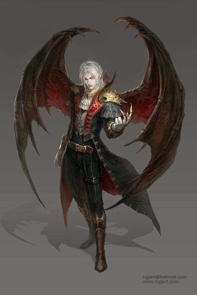 Another Vampire