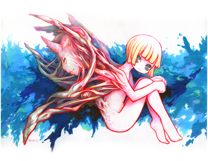Inverted Demon by KillerGoldFish-ka