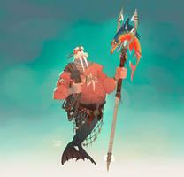 Mermay Fisherman