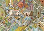 illuvia city by gduch