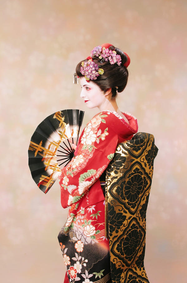 Geisha photoset 1 by Mary-cosplay