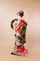 Geisha photoset 2 by Mary-cosplay