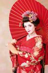 Geisha photoset-close shoot-