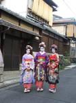 Memories of me as a geisha...