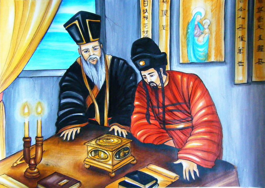 matteo ricci In 1577, the jesuit priest matteo ricci set out from italy to bring christian faith and western thought to ming dynasty china to capture the complex emotional and.