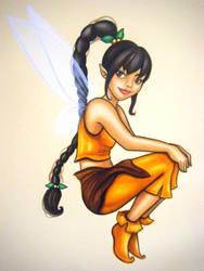 Disney faries Daina by Mary-cosplay