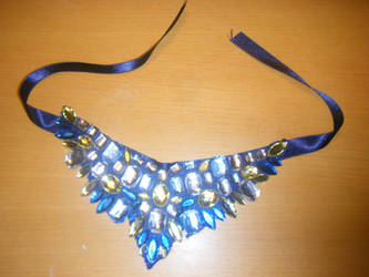 My Bib necklace by Mary-cosplay