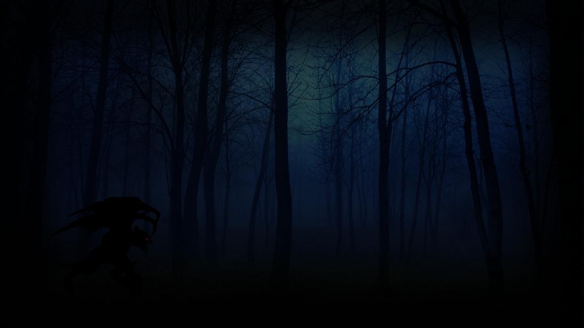 Night Stalker Dota 2 Wallpaper Night Stalker wallpape...