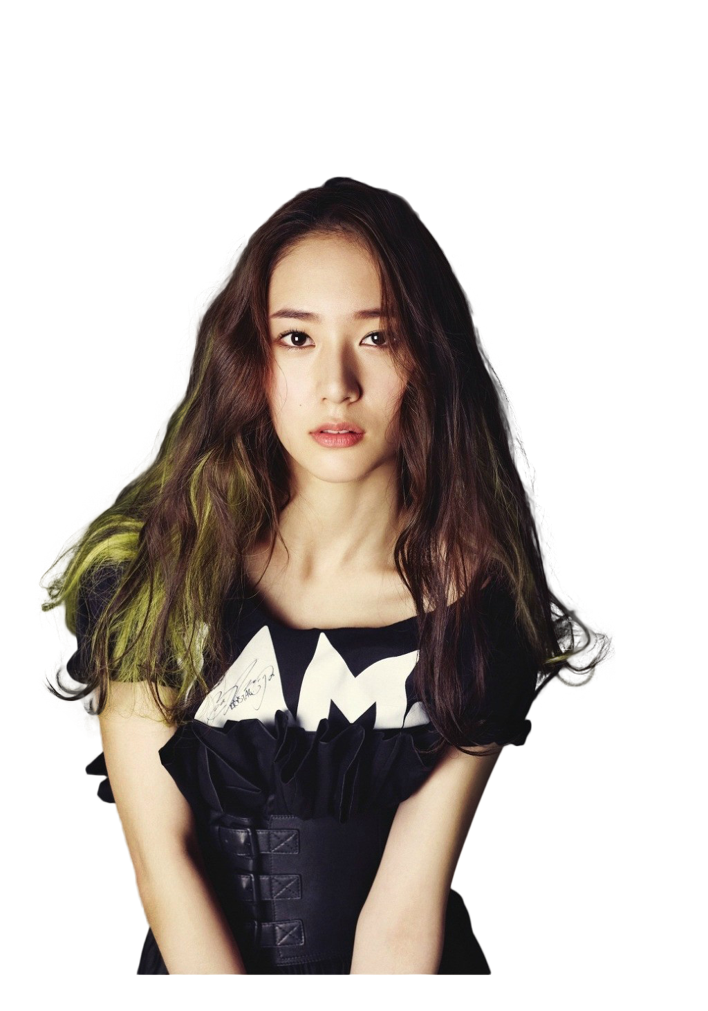 Krystal Jung /PNG/RENDER by biggirlscry on DeviantArt