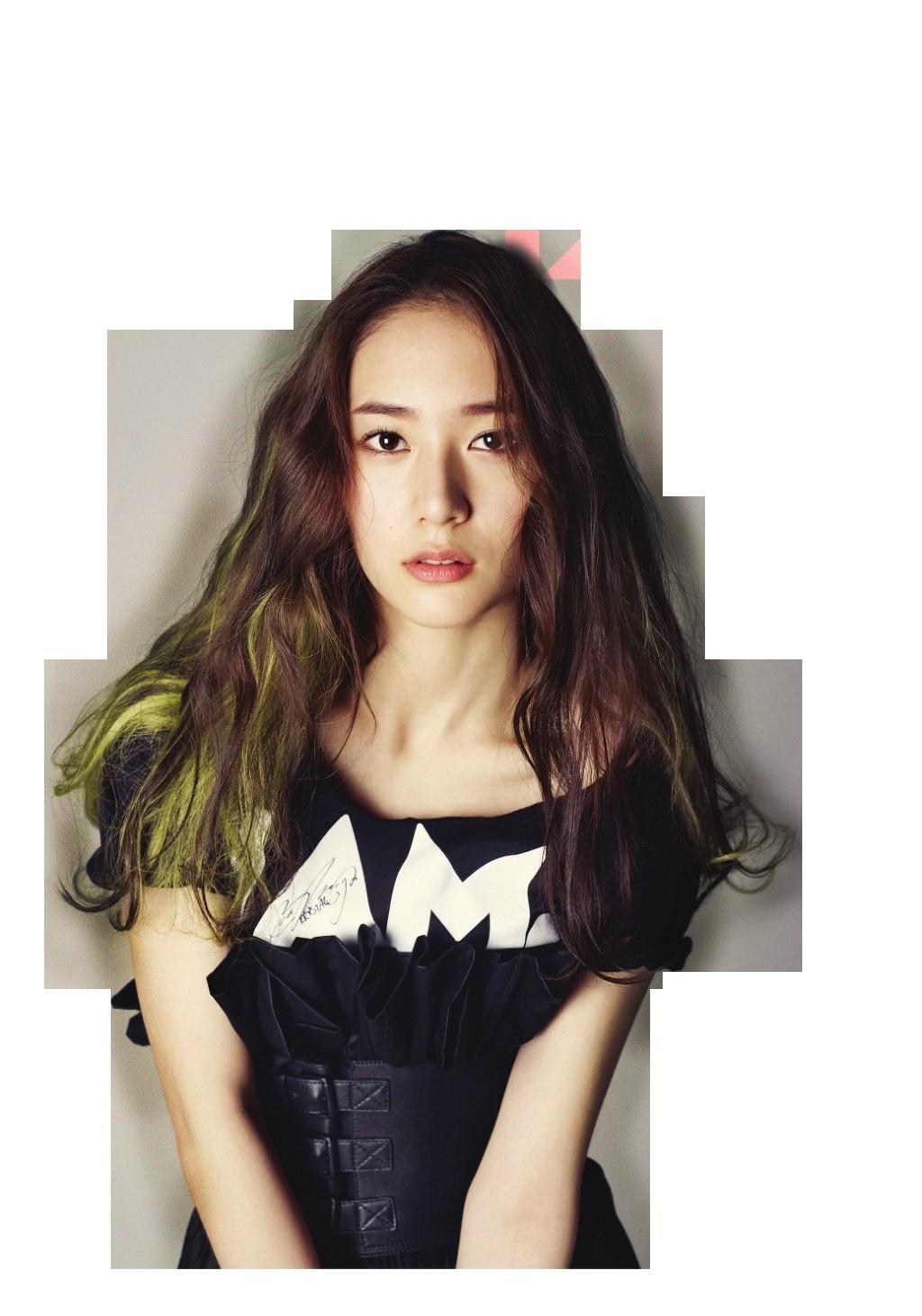 Krystal Jung /PNG/RENDER by biggirlscry on DeviantArt