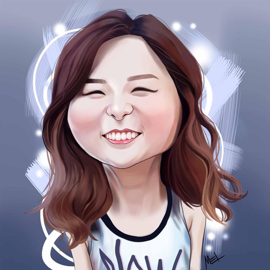 Seul Gi Red Velvet by mel169