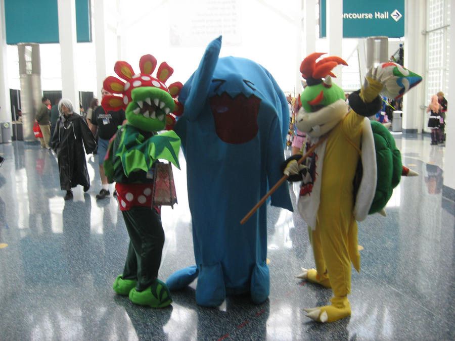 Piranha plant and Bowser Jr by Wolf-Shadow77 ... & Piranha plant and Bowser Jr by Wolf-Shadow77 on DeviantArt