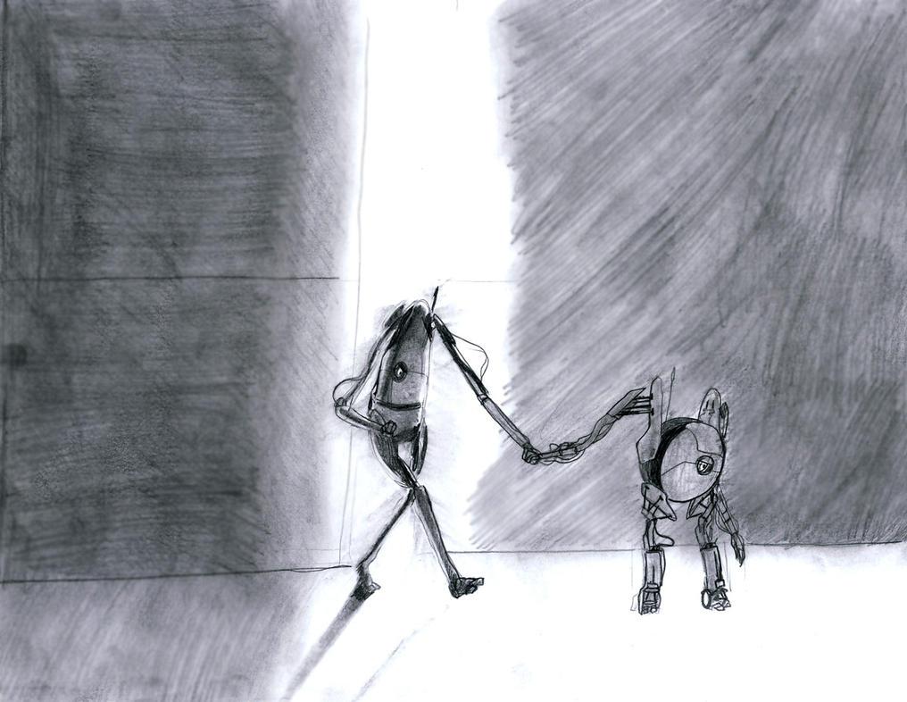 It's Dark by Wolf-Shadow77