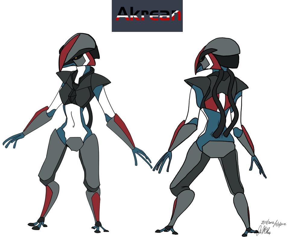 Akrean by Wolf-Shadow77