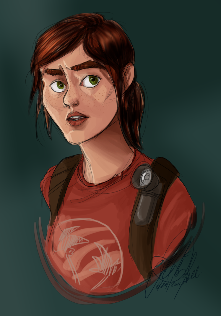 Ellie by Wolf-Shadow77