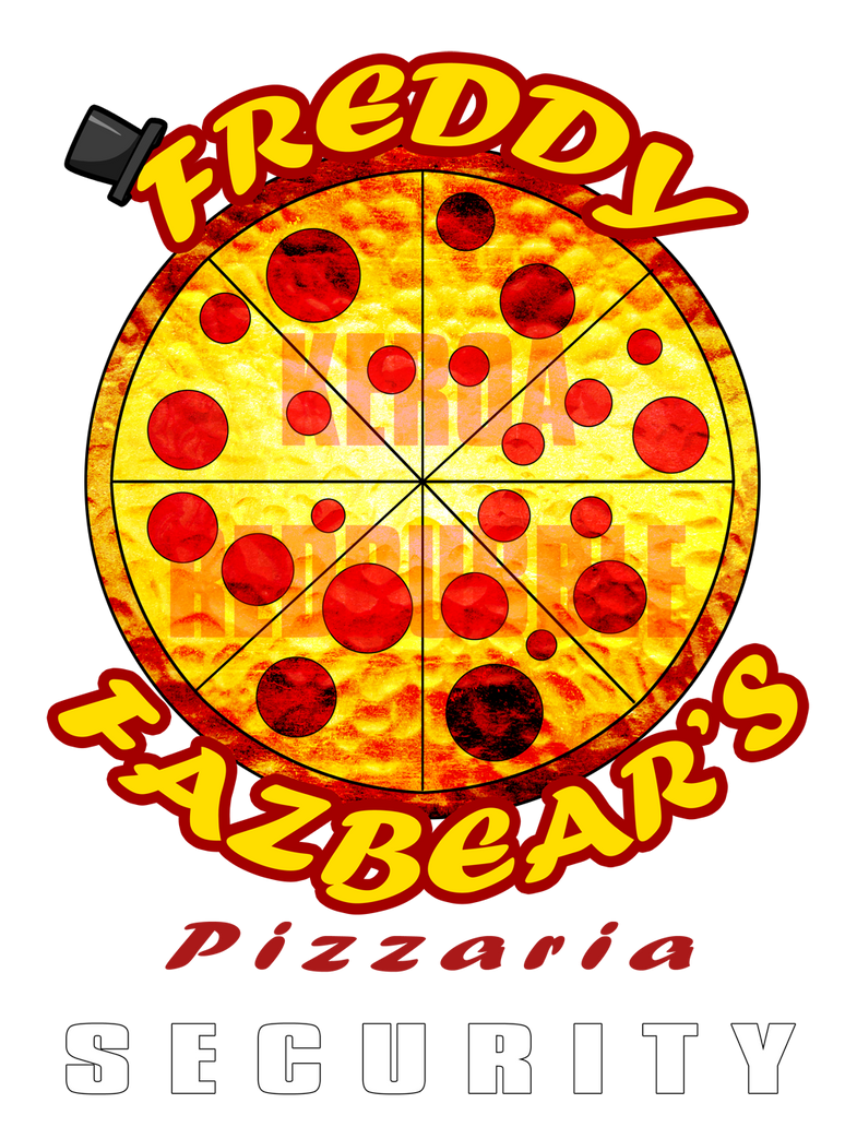 Official employee of freddy fazbear s pizzeria by wolf shadow77 on
