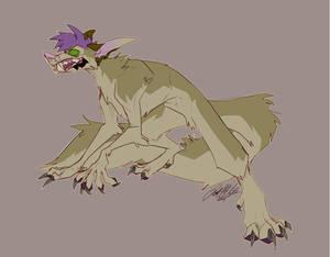 im am werewolf?